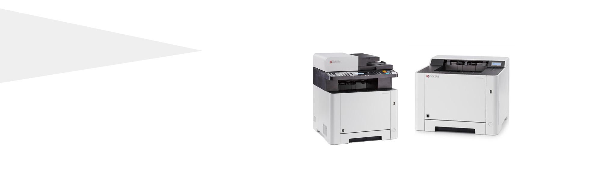 Kyocera Printers | Colour Printers | Black & White Printers