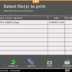 Kyocera Software solutions